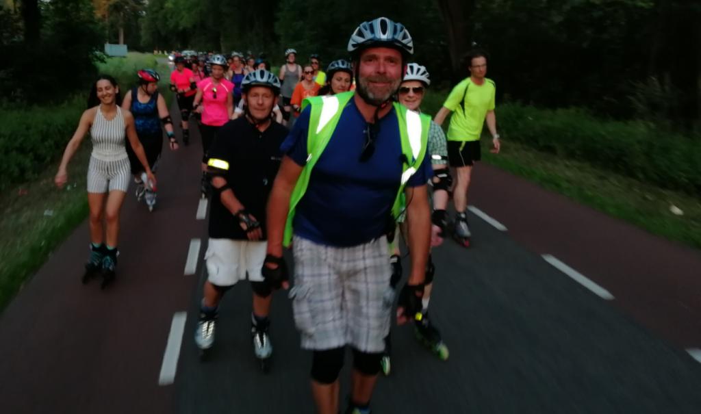 Gemeente Hengelo geeft Groen licht aan Nightskate Twente